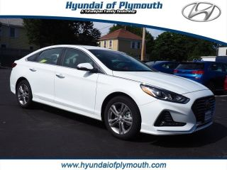 New 2018 Hyundai Sonata SEL in Plymouth, Massachusetts