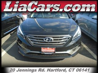 Used 2016 Hyundai Sonata Sport in Hartford, Connecticut