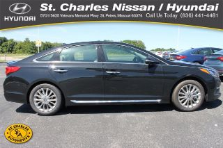 Used 2015 Hyundai Sonata Limited Edition in Saint Peters, Missouri