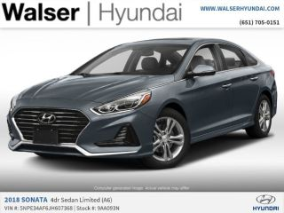 2018 Hyundai Sonata Limited Edition