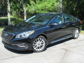 Hyundai Sonata Limited Edition 2015