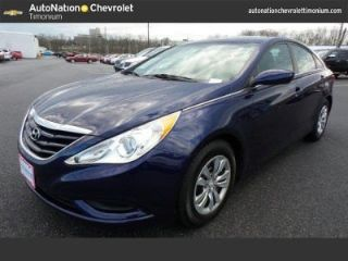 Used 2012 Hyundai Sonata GLS in Baltimore, Maryland
