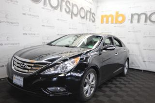 Hyundai Sonata Limited Edition 2011
