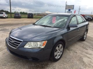 Used 2009 Hyundai Sonata GLS in Montgomery, Alabama
