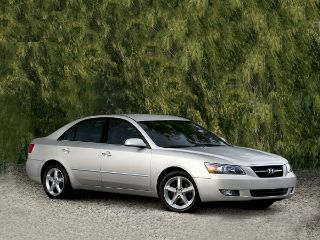 Hyundai Sonata Limited Edition 2008