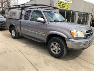 Toyota Tundra Limited Edition 2000