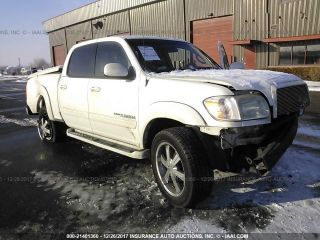 Toyota Tundra Limited Edition 2005