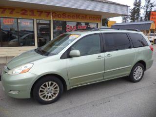 Toyota Sienna XLE Limited 2007