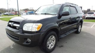 Used 2005 Toyota Sequoia SR5 in Hermitage, Pennsylvania