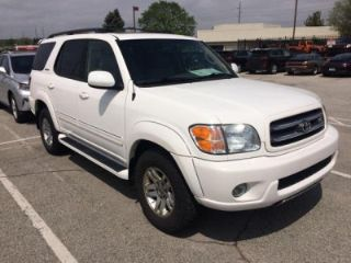 Used 2003 Toyota Sequoia Limited Edition in Indianapolis, Indiana