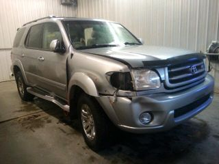 Toyota Sequoia Limited Edition 2003