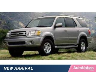 Toyota Sequoia Limited Edition 2001