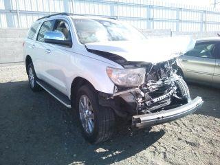 Toyota Sequoia Platinum 2008