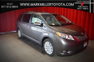 Used 2014 Toyota Sienna Limited in Salt Lake City, Utah