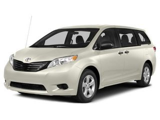 Used 2015 Toyota Sienna Limited in Hartford, Connecticut