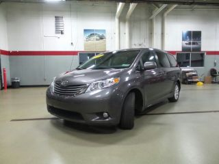 Used 2012 Toyota Sienna Limited in Scranton, Pennsylvania