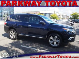 Used 2013 Toyota Highlander Limited in Englewood Cliffs, New Jersey