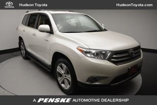 Used 2013 Toyota Highlander Limited in White Plains, New York