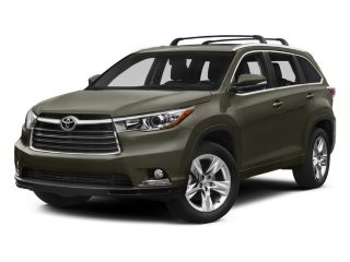Toyota Highlander Limited 2015