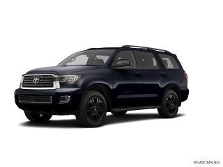 Toyota Sequoia Platinum 2018