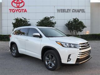 Toyota Highlander Limited 2018