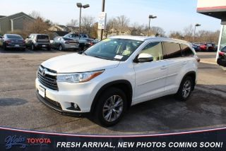 Used 2015 Toyota Highlander XLE in Saint Louis, Missouri