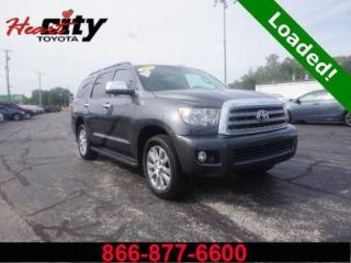Toyota Sequoia Limited Edition 2011
