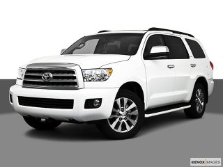 Toyota Sequoia Limited Edition 2010