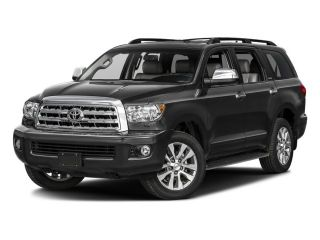 2017 Toyota Sequoia Limited Edition