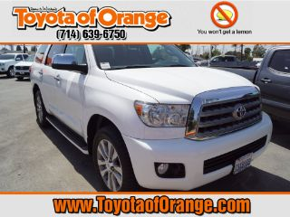 Toyota Sequoia Limited Edition 2016