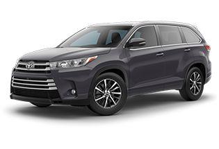 Toyota Highlander XLE 2018