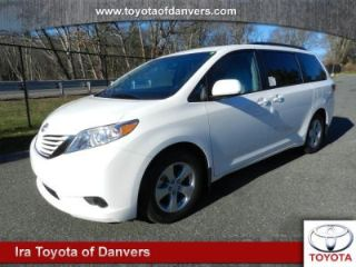 Used 2015 Toyota Sienna LE in Danvers, Massachusetts