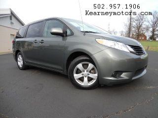 Used 2013 Toyota Sienna LE in Shepherdsville, Kentucky