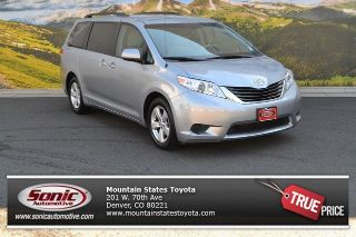 Used 2014 Toyota Sienna LE in Denver, Colorado