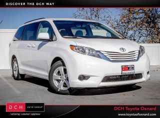 Used 2015 Toyota Sienna LE in Oxnard, California