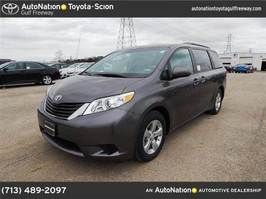 Used 2014 Toyota Sienna LE in Houston, Texas