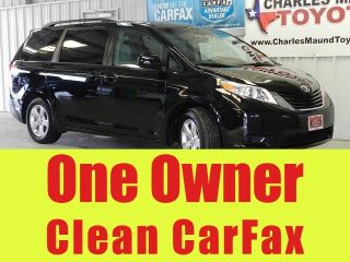 Used 2014 Toyota Sienna LE in Austin, Texas