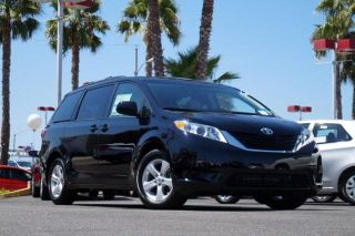 Used 2015 Toyota Sienna LE in Costa Mesa, California