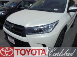 Toyota Highlander SE 2018