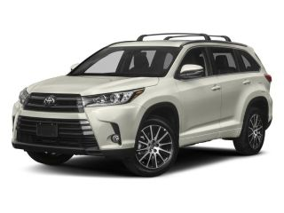 New 2018 Toyota Highlander SE in Melbourne, Florida