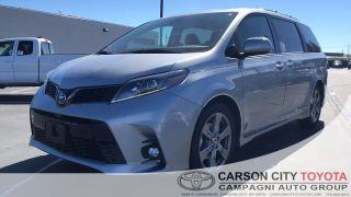 Used 2018 Toyota Sienna SE in Carson City, Nevada