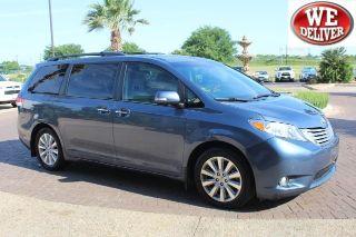 Toyota Sienna Limited 2013