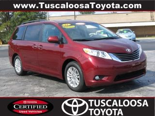 Used 2014 Toyota Sienna XLE in Memphis, Tennessee