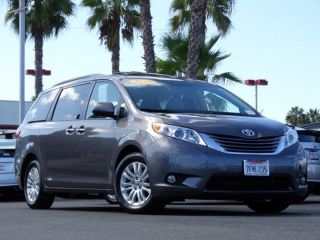 Used 2015 Toyota Sienna Limited in Costa Mesa, California