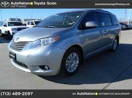 Used 2014 Toyota Sienna XLE in Houston, Texas