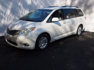 Used 2015 Toyota Sienna XLE in Haverhill, Massachusetts