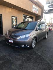Used 2016 Toyota Sienna XLE in Las Vegas, Nevada