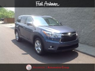 Used 2016 Toyota Highlander Limited in West Columbia, South Carolina