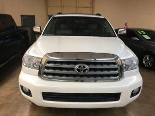 Toyota Sequoia Platinum 2011
