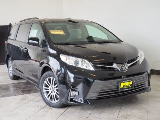 Used 2018 Toyota Sienna XLE in Epping, New Hampshire